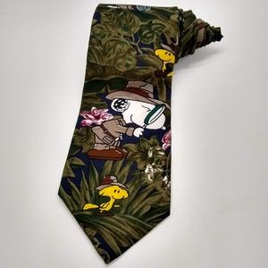 "Peanuts ""Jungle Joe"" Tie"